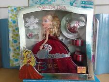 BRATZ FACTZ CHRISTMAS HOLIDAY WINTER BALL BEAUTY CLOE 2003 COLLECTION SERIES #1
