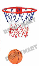 Small BASKETBALL & HOOP for Over Door or Wall mount