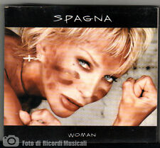 IVANA SPAGNA - WOMAN (DIGIPACK)  CD COME NUOVO