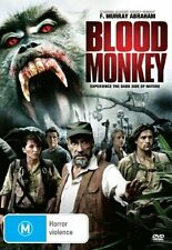 Blood Monkey (DVD, 2008)       A5
