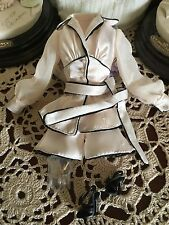 Silkstone Barbie Doll Suite Retreat Charmeuse Lingerie, Shoes, Earrings, No Doll