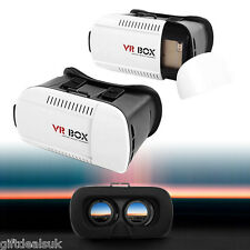 NEW VR BOX IMAX 3D GLASSES VIRTUAL REALITY VIDEO FOR SAMSUNG iPHONE SMART PHONE