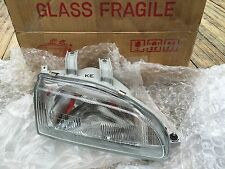 HONDA EG CIVIC VTI EG6 EG9 DRIVERS GLASS HEADLIGHT HEADLAMP NEW O/S/F