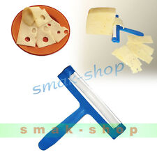 CHEESE SLICER WIRE CHEESE CUTTER EASY TO USE NICE KITCHEN TOOLS COOKING NEW