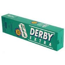 Derby Double Edge Razor Blades - Extra Platinum Coated 5000 pcs Wholesale Price