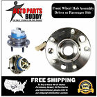 1 New Premium Front Wheel Hub Bearing Assembly GM 5 Lug with 2 Yr Warranty