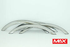 FTLC203 - 03-11 Lincoln Town Car Stainless Steel CREASED VERSION Fender Trim