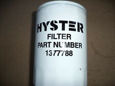HYSTER OIL FILTER 1377788 MULTIQUIP  PEUGEOT 505, 604,, french classic car