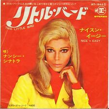 "NANCY SINATRA ""THIS LITTLE BIRD"" 60'S SP REPRISE 1863 JAPON !"