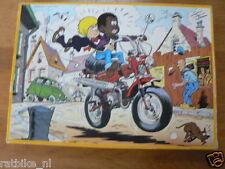 HONDA DAX BIKE PUZZLE 80 PIECES,ORIGINAL ST50, CT50 B  NO MOTRA