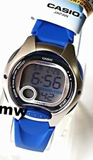 New Casio LW-200-2A LW200 LW-200 Ladies Child Sport Resin Band Digital Watch