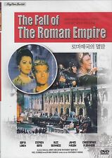 THE FALL OF THE ROMAN EMPIRE 3 REGION  NEW DVD