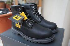 Caterpillar Bruiser, boots homme, Beige (Black), 45 EU