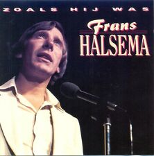 FRANS HALSEMA - Zoals hij was 14TR CD 1990 DUTCH