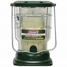 Coleman Insect Repellent Citronella Lantern - Excellent For Backyards, Campsites