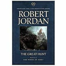 The Great Hunt: Book Two of 'The Wheel of Time' by Jordan, Robert