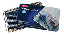 Derwent Watercolour Pencils 36 Tin - NEW & IMPROVED