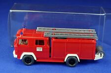 Modell / model car WIKING 1:87 Mercedes FW LF 16 Feuerwehr / Fire Truck, 61020