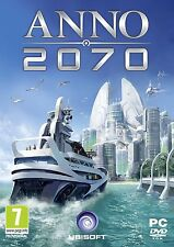 Anno 2070 (PC DVD) BRAND NEW SEALED