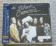 PROMO! THE BLACK CROWES Japan ONLY CD single MORE LISTED Kicking My Heart Around