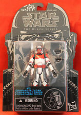 "Star Wars The Black Series Blue 3.75"" #15 Commander Thorn 2015 Hasbro"