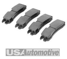 CADILLAC SEVILLE REAR BRAKE DISC PADS 1998-02 4.6L STS