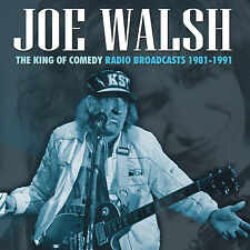 JOE WALSH New Sealed 2016 PREVIOUSLY UNRELEASED LIVE 1984 - 91 PERFORMANCES CD