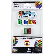 Super Impulse World's Smallest 3X3X3 Rubik's Cube Classic Puzzle Game Toy