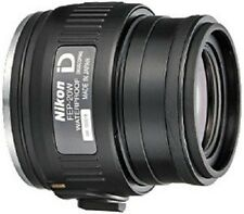 Nikon Fieldscope Eyepiece FEP-20W for EDG series EMS F/S Japan