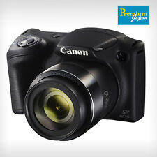 CANON PowerShot SX420 IS Black 42X Long Zoom Digital Camera Japan Model New