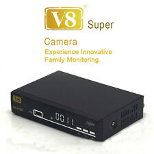 FTA HD 1080P Freesat V8 Super DVB-S2 Satellite Receiver Support Powervu USB WIFI