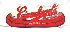 Leinenkugel's Beer Tin Canoe Sign - New -