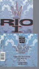 CD--RIO REISER--RIO I.