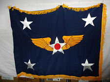 flag680 WW2 US Army Air Force 4 Star General of Air Force Hap Arnold flag D.blue