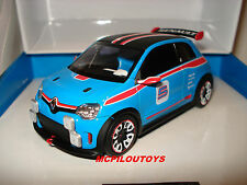 NEW NOREV COFFRET RENAULT TWIN RUN CONCEPT CAR TWINGO 3 au 1/43°