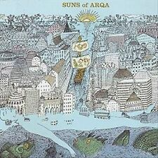 cd: SUNS OF ARQA - Universe City  NEU