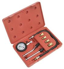 Sealey CT955 Car Motorcycle Petrol Engine Compression Tester Test Tool Gauge New