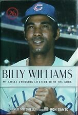 BILLY WILLIAMS (CHICAGO CUBS) 2008 BOOK