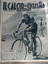 IL Calcio e Ciclismo Illustrato 26/07/1951 Gino Bartali al Tour de France [GS35]