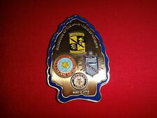 University Of Tennessee At Chattanooga MOCS BATTALION 2-Side Challenge Coin *New