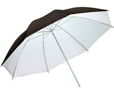 Metz 80cm Umbrella Black / White for Bowens, elinchrom, interfit etc. (UK Stock)
