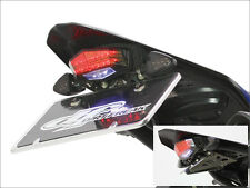 NEW YAMAHA WR250R WR250X CLEAR LED TAIL LIGHT LICENSE PLATE HOLDER WRX 250