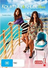 Kourtney & Khloe Take Miami : Season 2 (DVD, 2011)