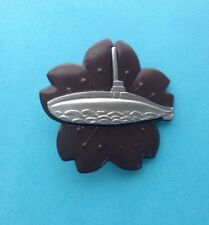 JAPANESE WW II SUBMARINE SERVICE BADGE 1904-1945
