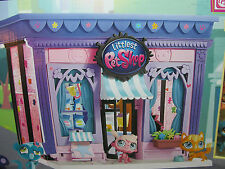 NEW Littlest Pet Shop STYLE SET Design Your Way 135 pieces - 3 Exclusive Pets