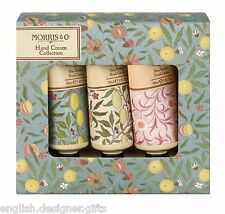 NEW William Morris Fruits Hand Cream Collection 3 x 30ml Handcream