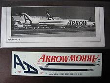 1/144 DECALS ARROW AIR BOEING 727-200   DECALCOMANIE