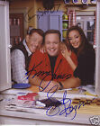 KING OF QUEENS CAST AUTOGRAPH SIGNED PP PHOTO POSTER 2