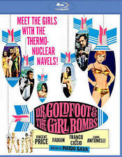 Dr. Goldfoot and the Girl Bombs [Blu-ray], New DVDs