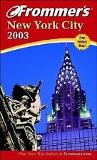 Frommer's New York City 2003 AUTOGRAPHED BY CHERYL FARR LEAS